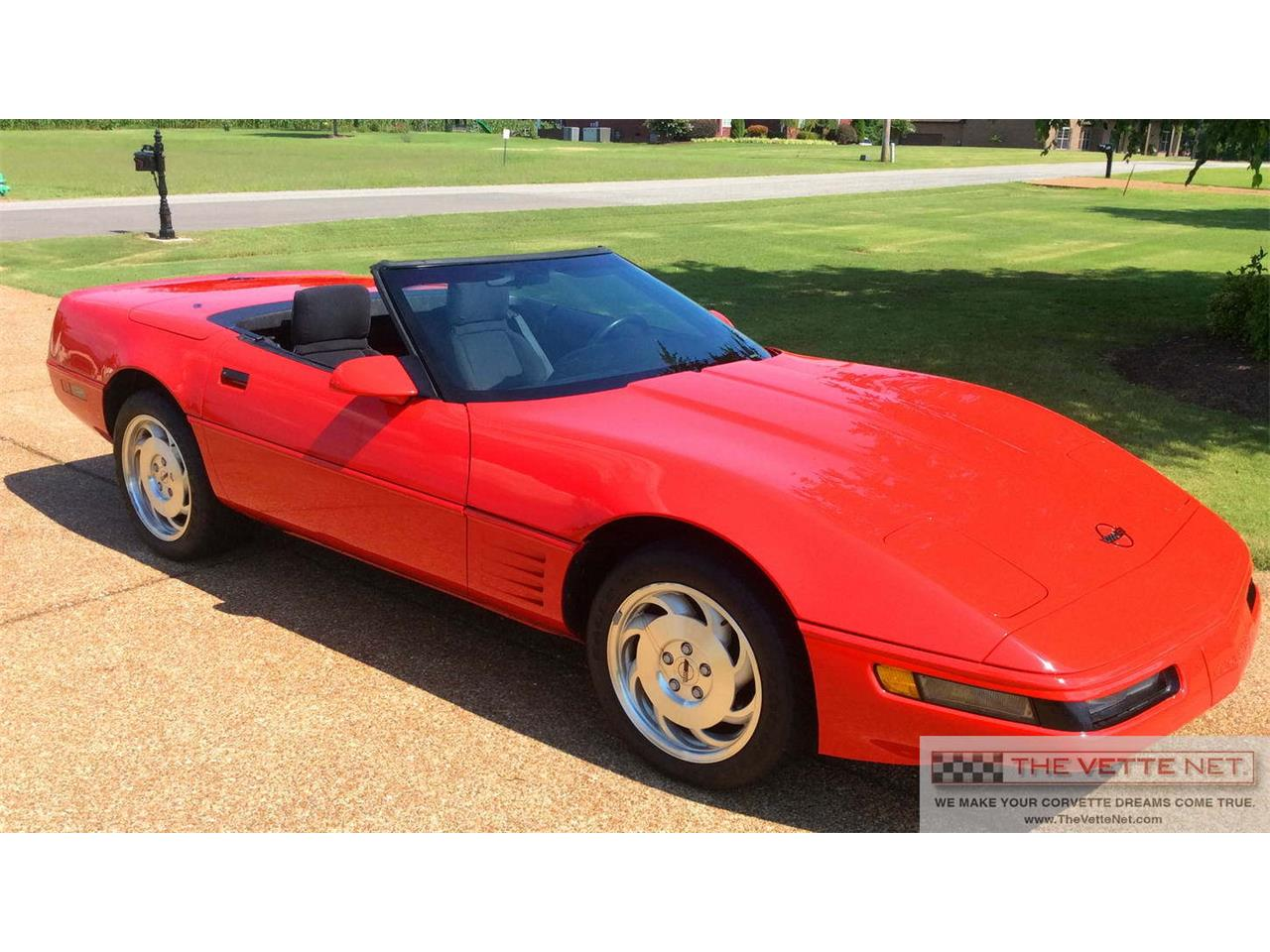 Large Picture of 1993 Corvette Offered by The Vette Net - LISB