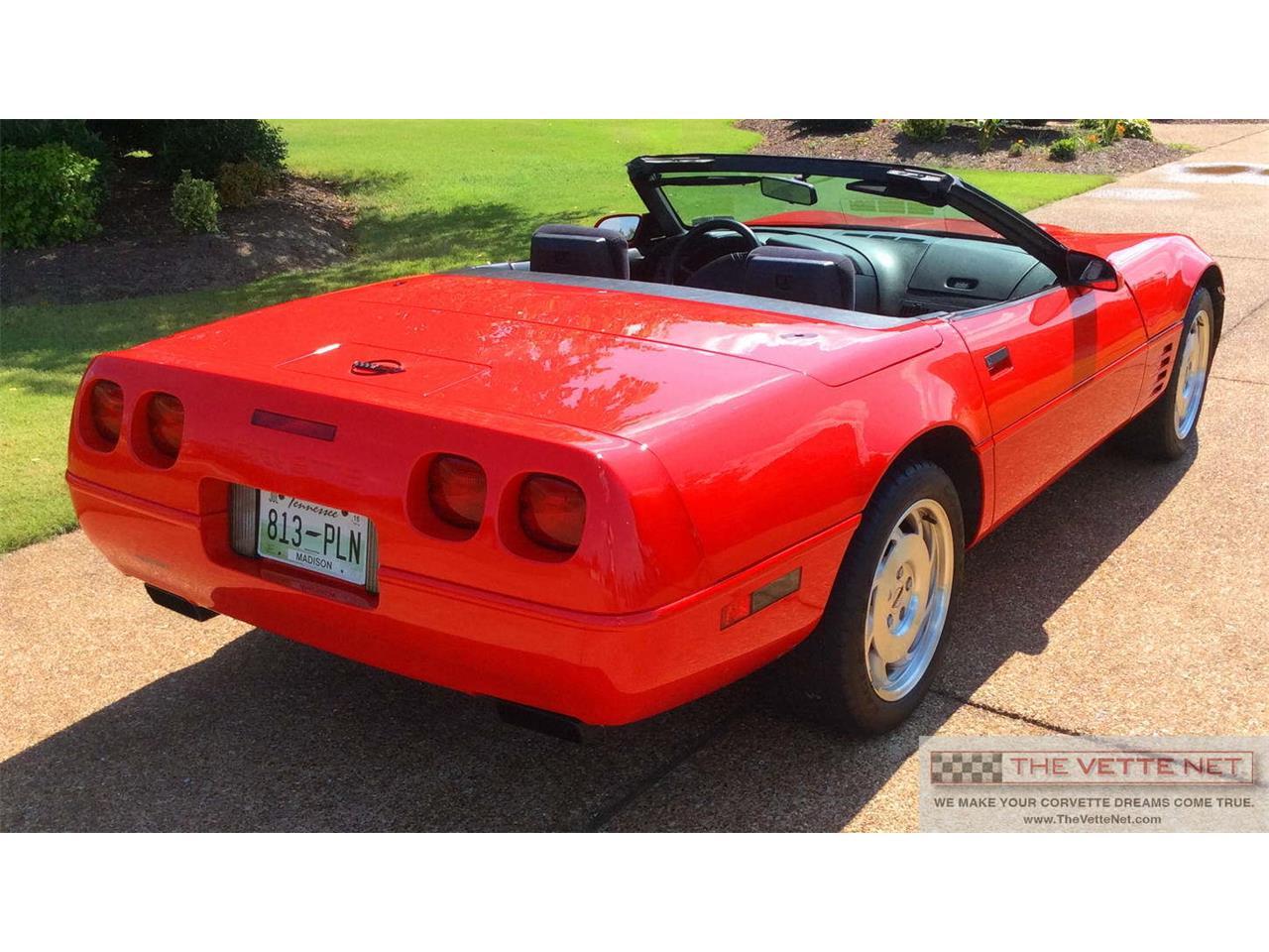 Large Picture of 1993 Chevrolet Corvette located in Sarasota Florida - LISB