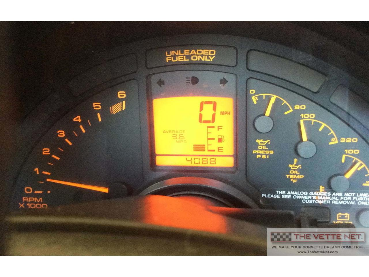 Large Picture of 1993 Chevrolet Corvette Offered by The Vette Net - LISB