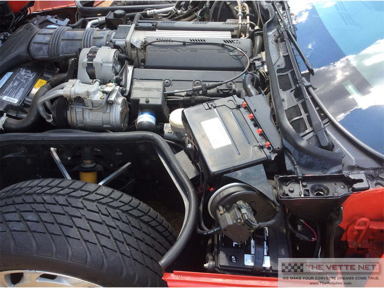Large Picture of '93 Corvette - LISB