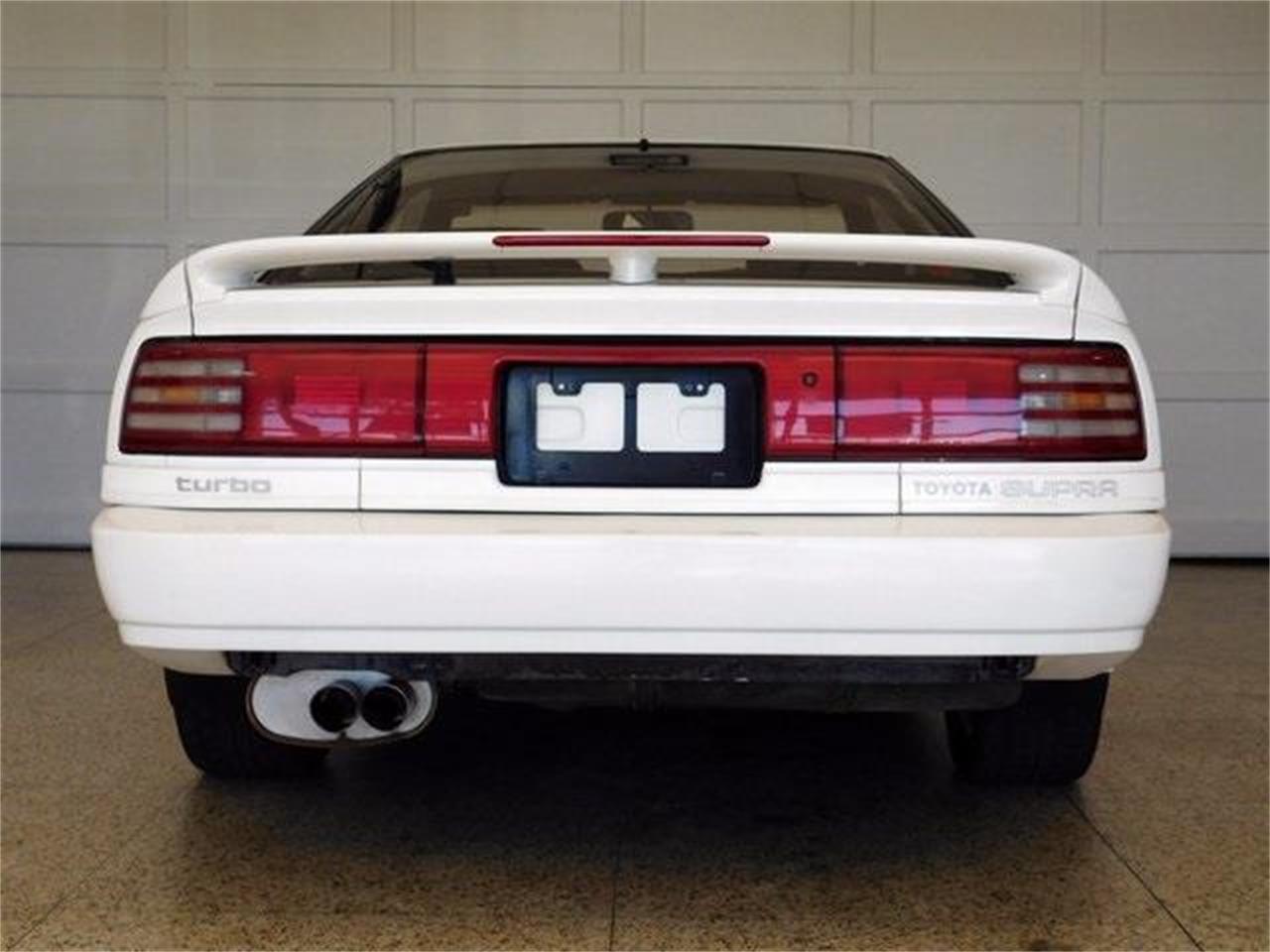 Large Picture of '90 Supra - LIU6