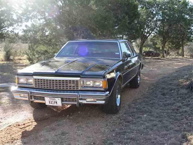 Picture of '78 Caprice - LIUS