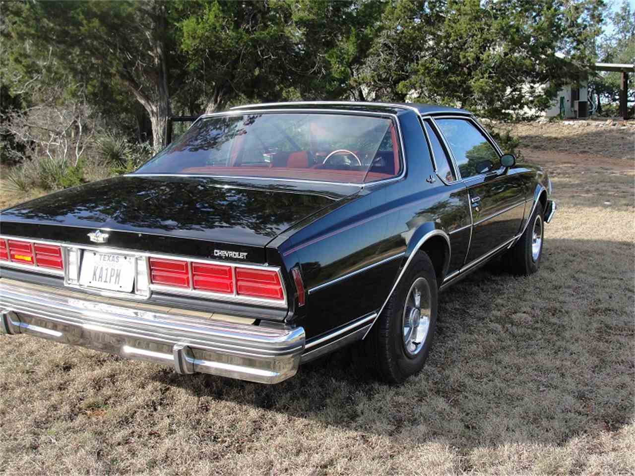 1978 Chevrolet Caprice For Sale