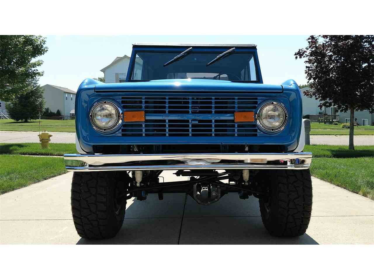 Large Picture of '76 Bronco - LFXI