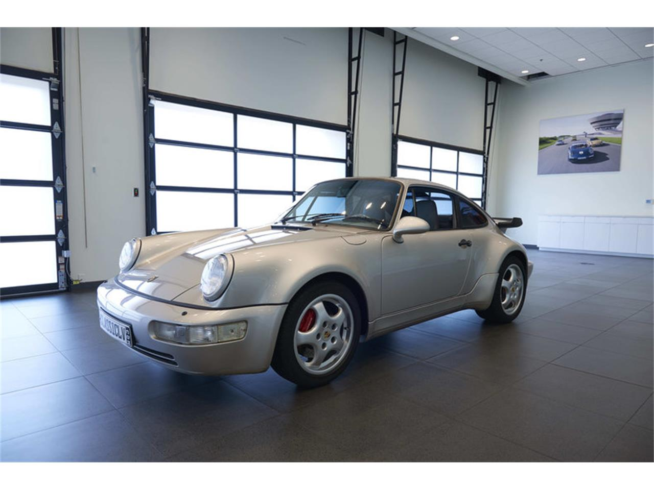 Large Picture of 1991 Porsche 911 Turbo located in Nevada - $149,911.00 Offered by Gaudin Porsche of Las Vegas - LIVG