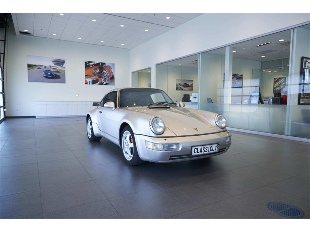 Large Picture of 1991 Porsche 911 Turbo - $149,911.00 Offered by Gaudin Porsche of Las Vegas - LIVG