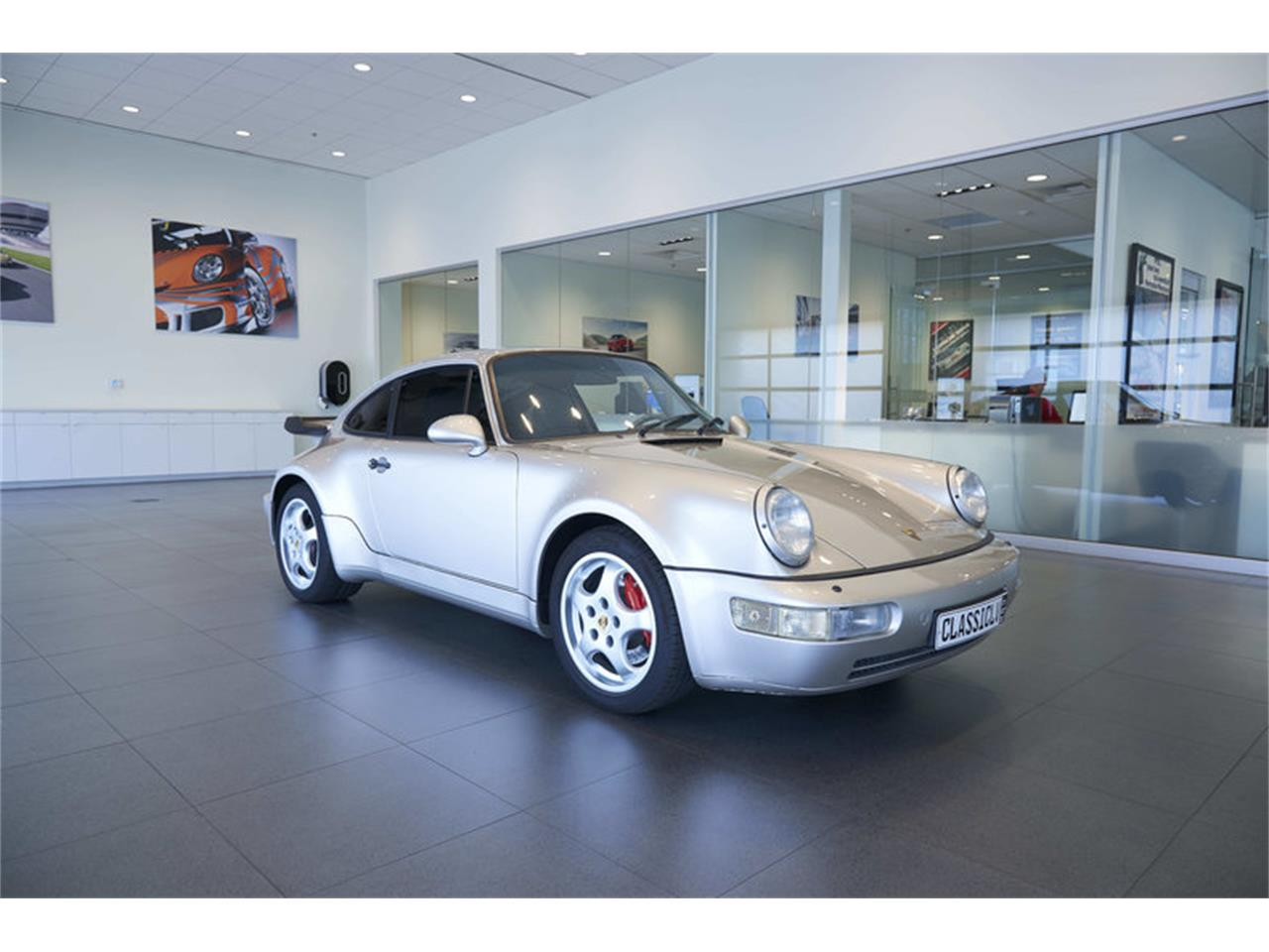 Large Picture of '91 911 Turbo Offered by Gaudin Porsche of Las Vegas - LIVG