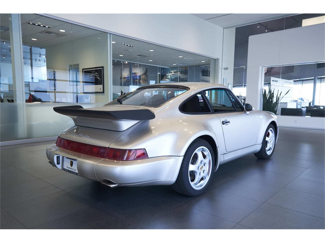 Large Picture of 1991 Porsche 911 Turbo - LIVG