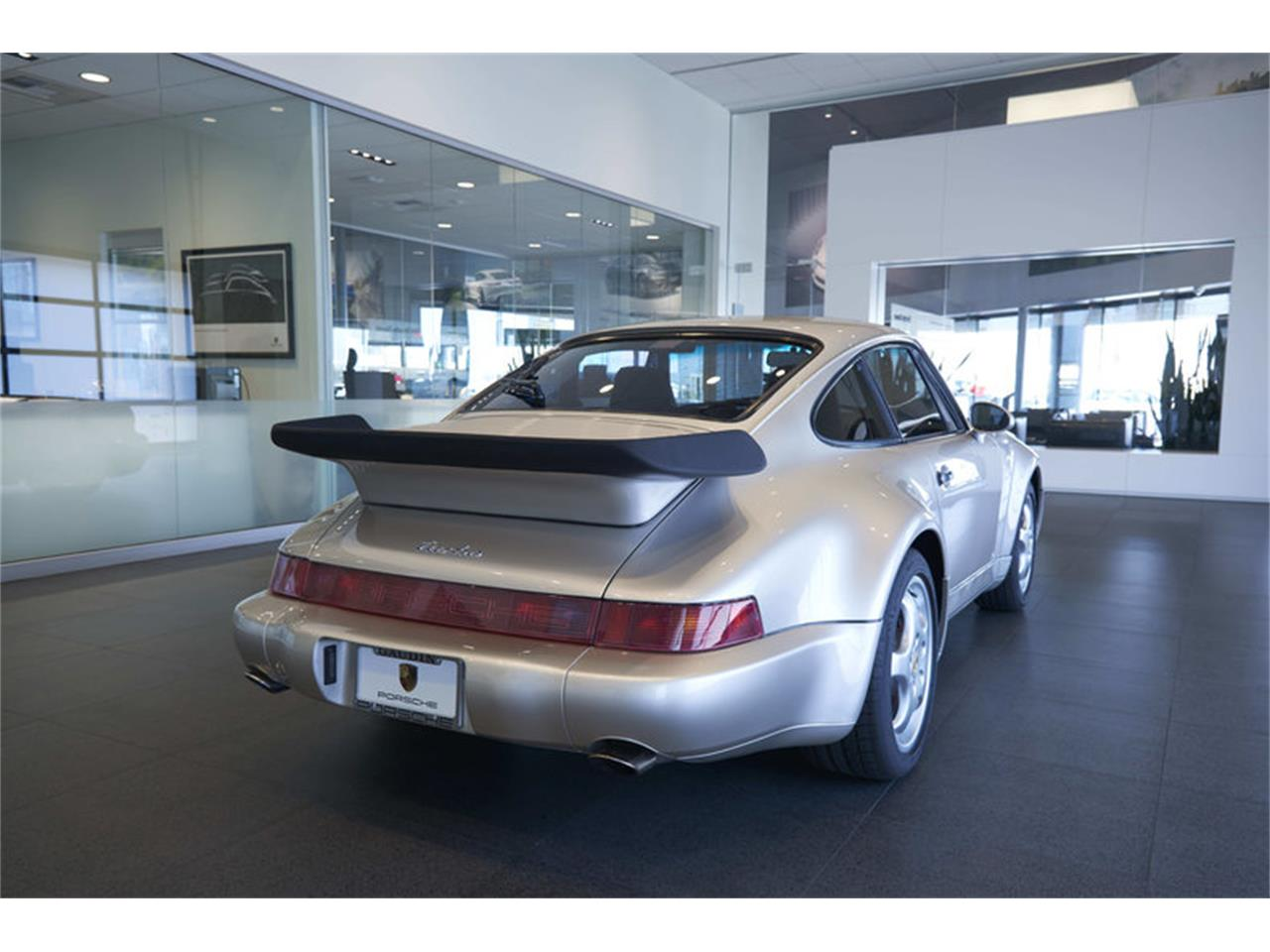Large Picture of '91 Porsche 911 Turbo - $149,911.00 Offered by Gaudin Porsche of Las Vegas - LIVG
