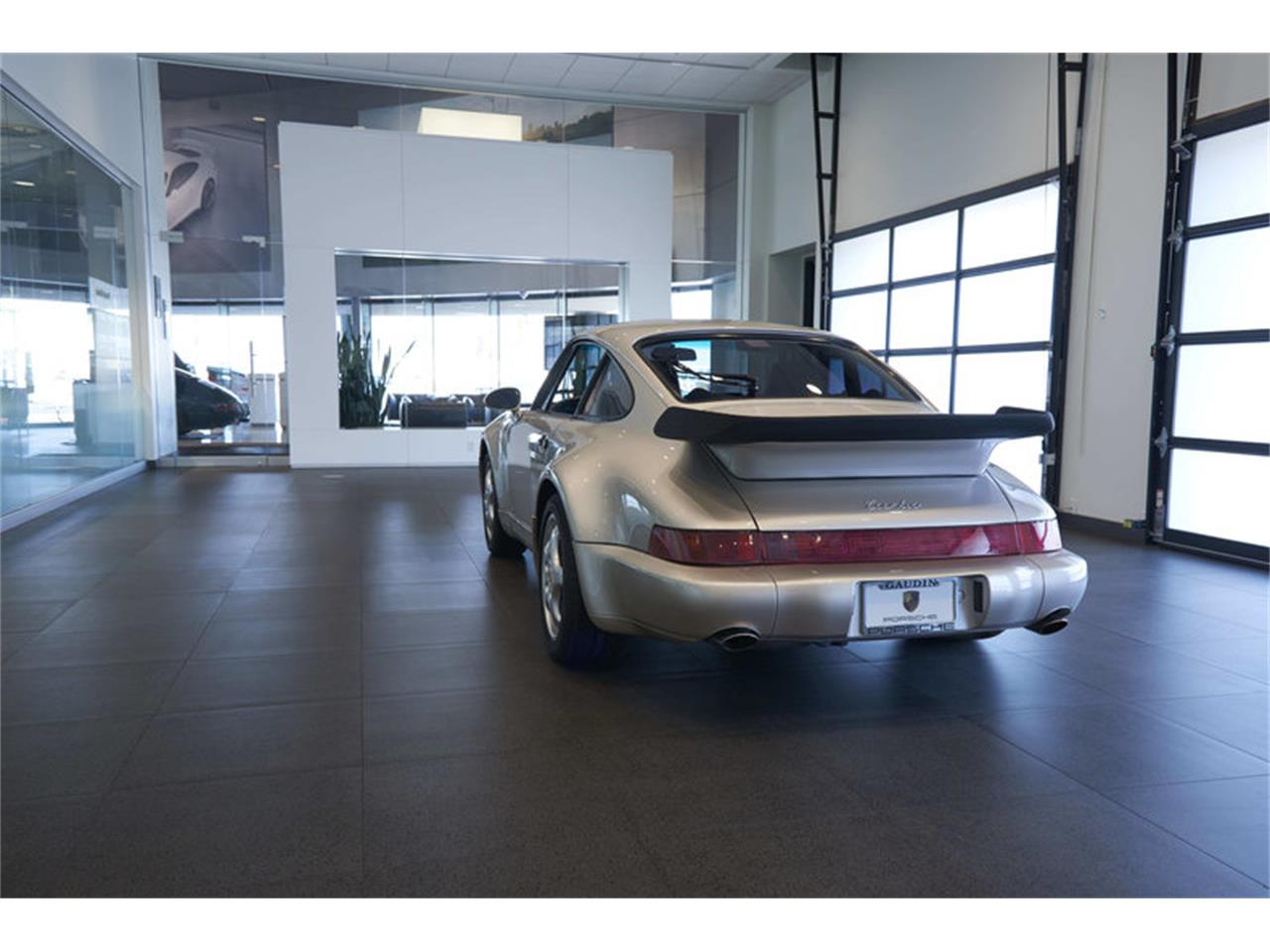 Large Picture of 1991 911 Turbo located in Nevada Offered by Gaudin Porsche of Las Vegas - LIVG