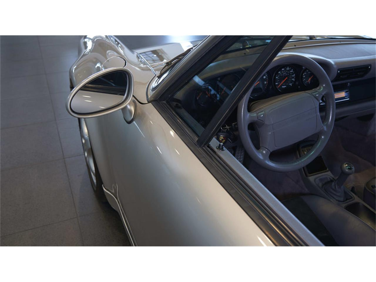 Large Picture of 1991 Porsche 911 Turbo Offered by Gaudin Porsche of Las Vegas - LIVG
