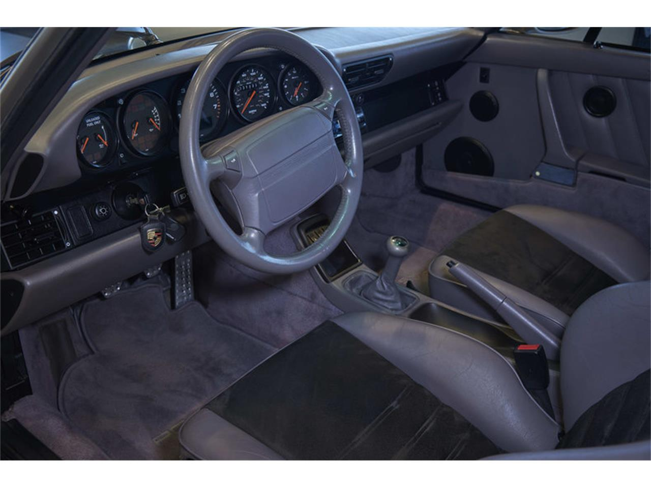 Large Picture of '91 Porsche 911 Turbo Offered by Gaudin Porsche of Las Vegas - LIVG