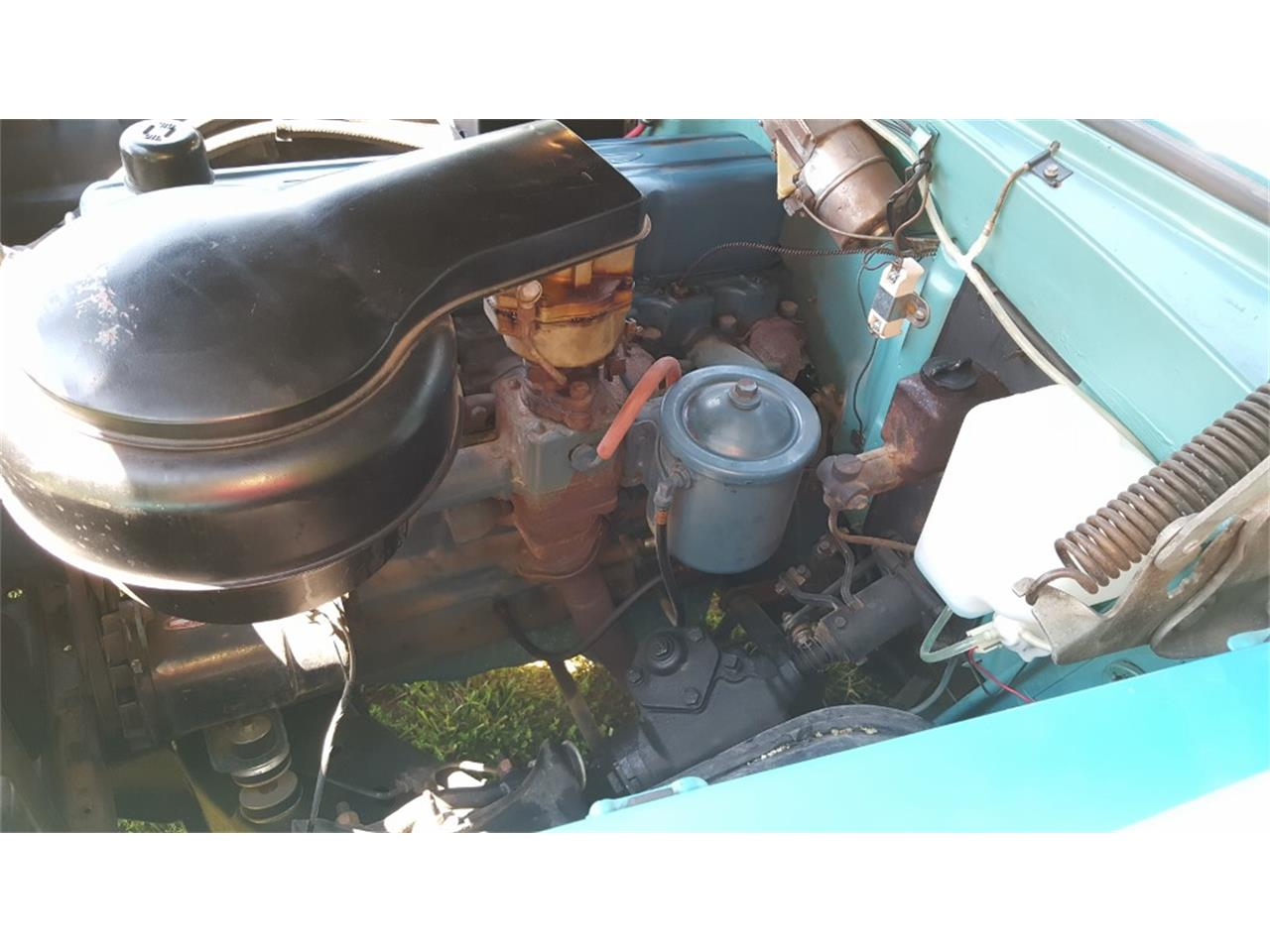 Large Picture of '55 Bel Air - LFXN