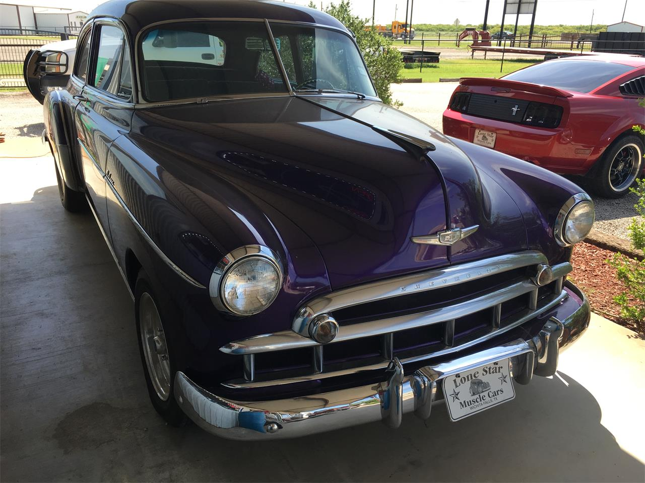 Large Picture of 1949 Chevrolet Deluxe located in Sioux Falls South Dakota - $25,000.00 Offered by a Private Seller - LFXQ