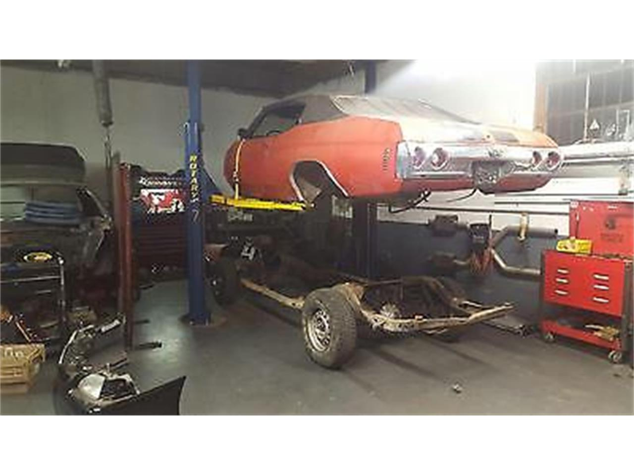 Large Picture of '72 Chevelle SS - LFXR
