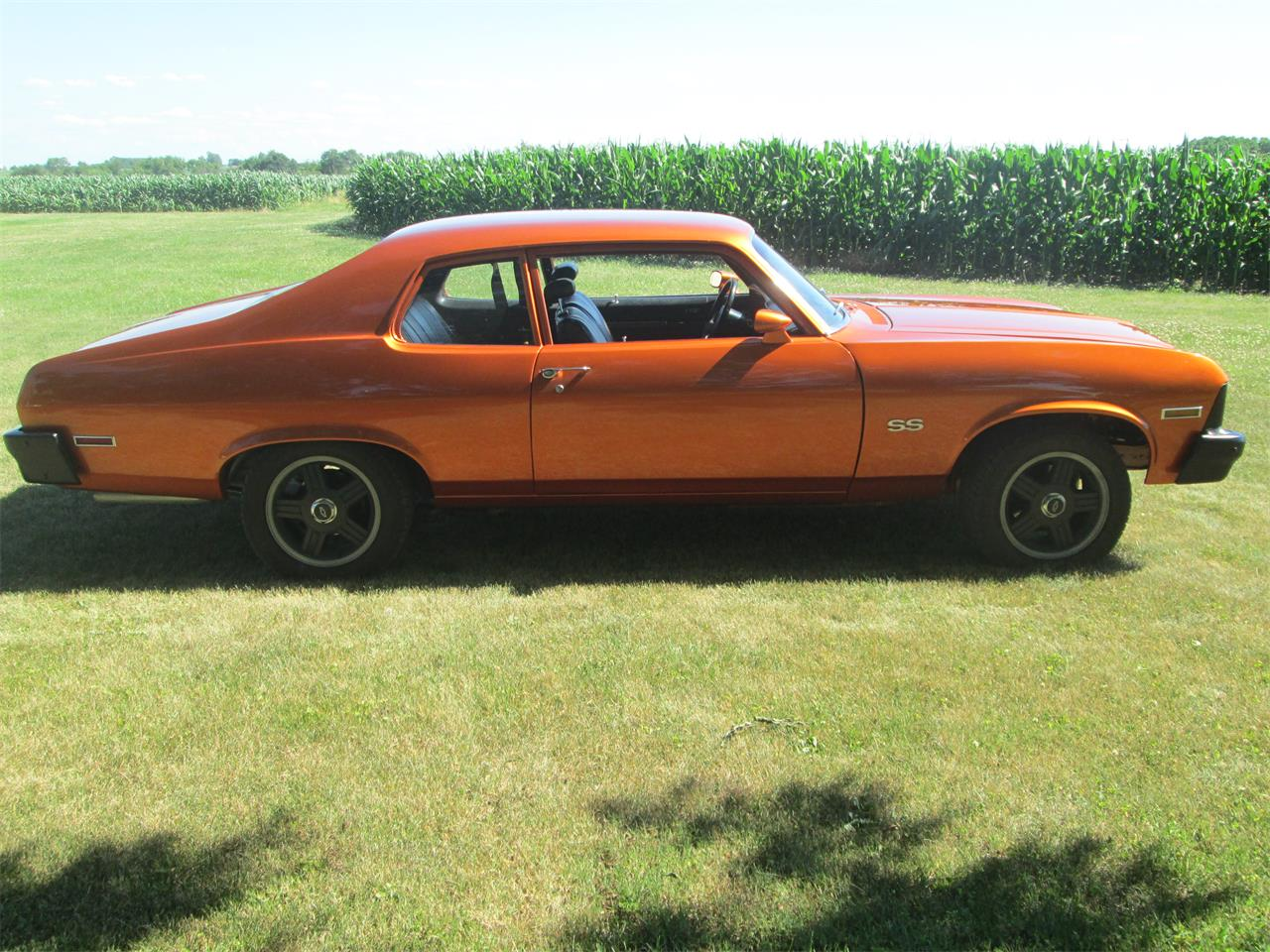 Large Picture of '73 Chevrolet Nova SS - LFY4