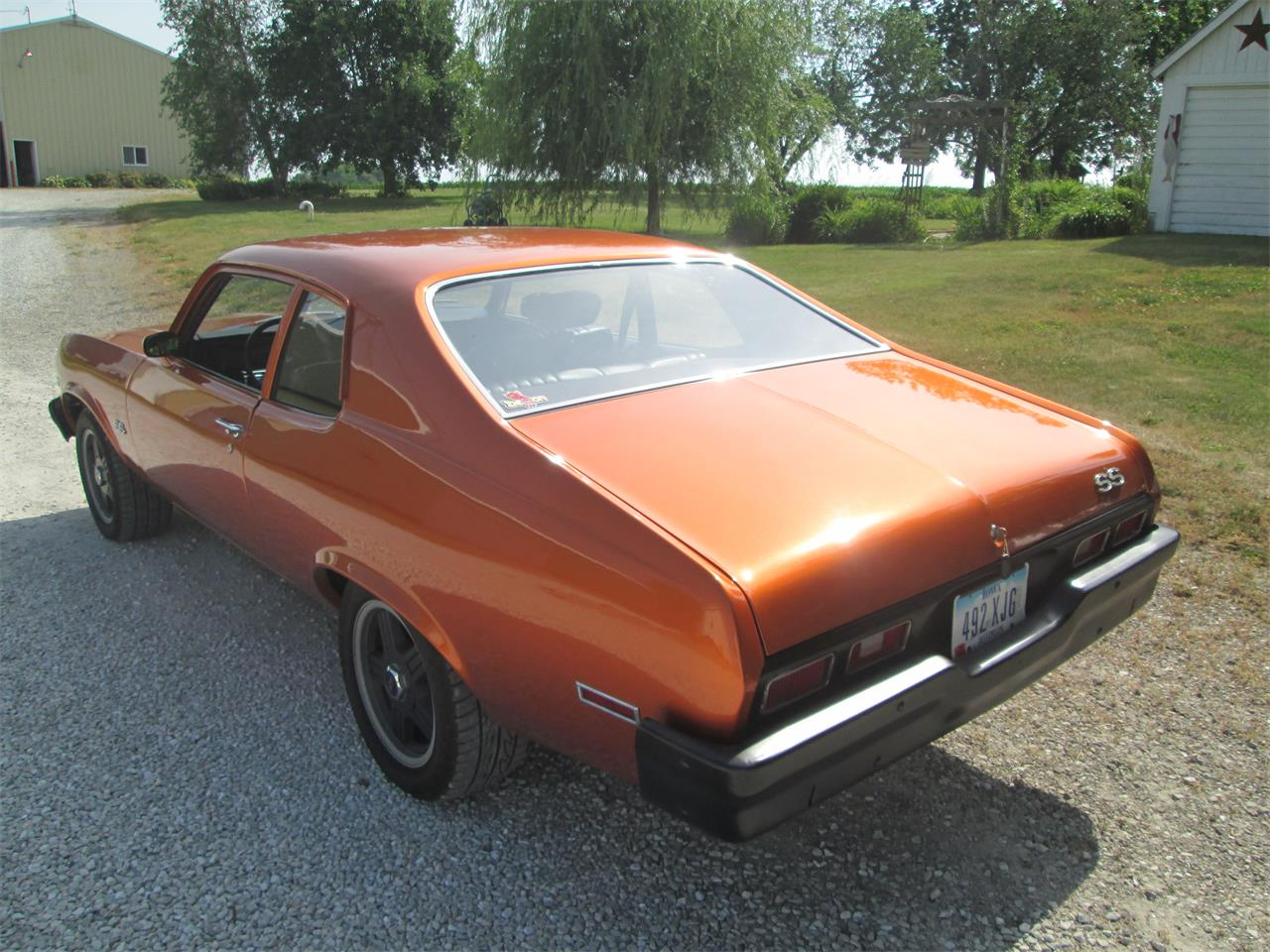 Large Picture of 1973 Nova SS Offered by a Private Seller - LFY4