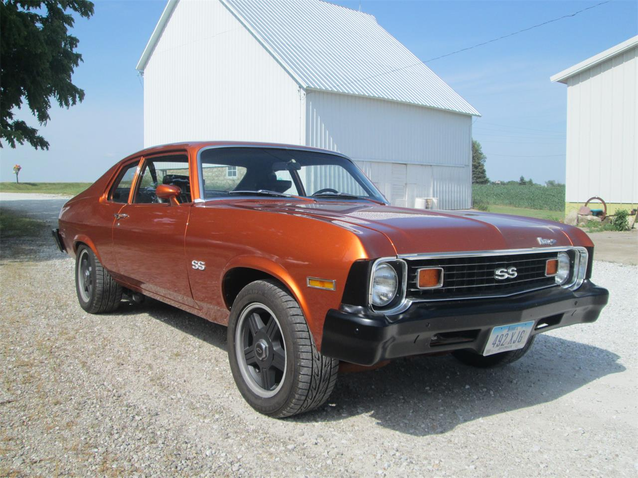 Large Picture of Classic '73 Chevrolet Nova SS Offered by a Private Seller - LFY4