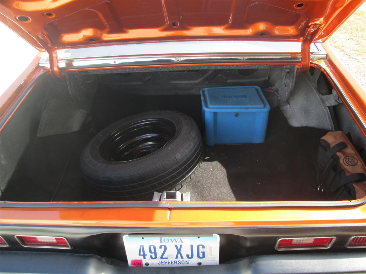 Large Picture of '73 Chevrolet Nova SS located in Iowa - $16,000.00 - LFY4