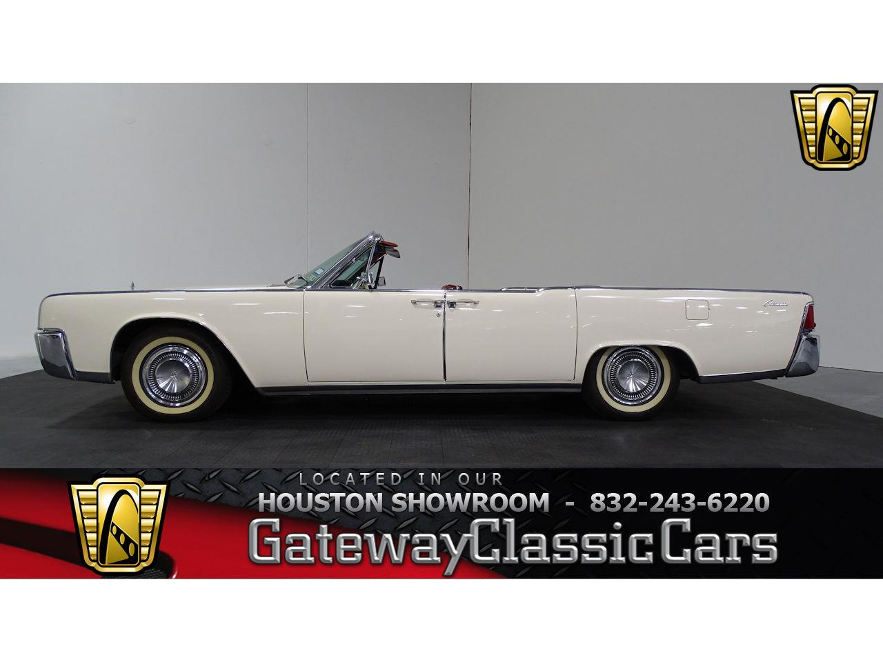 For Sale 1961 Lincoln Continental In Houston Texas