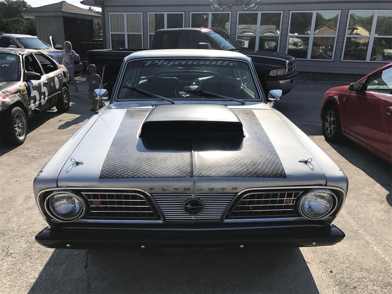 Large Picture of '66 Barracuda  - LFY5