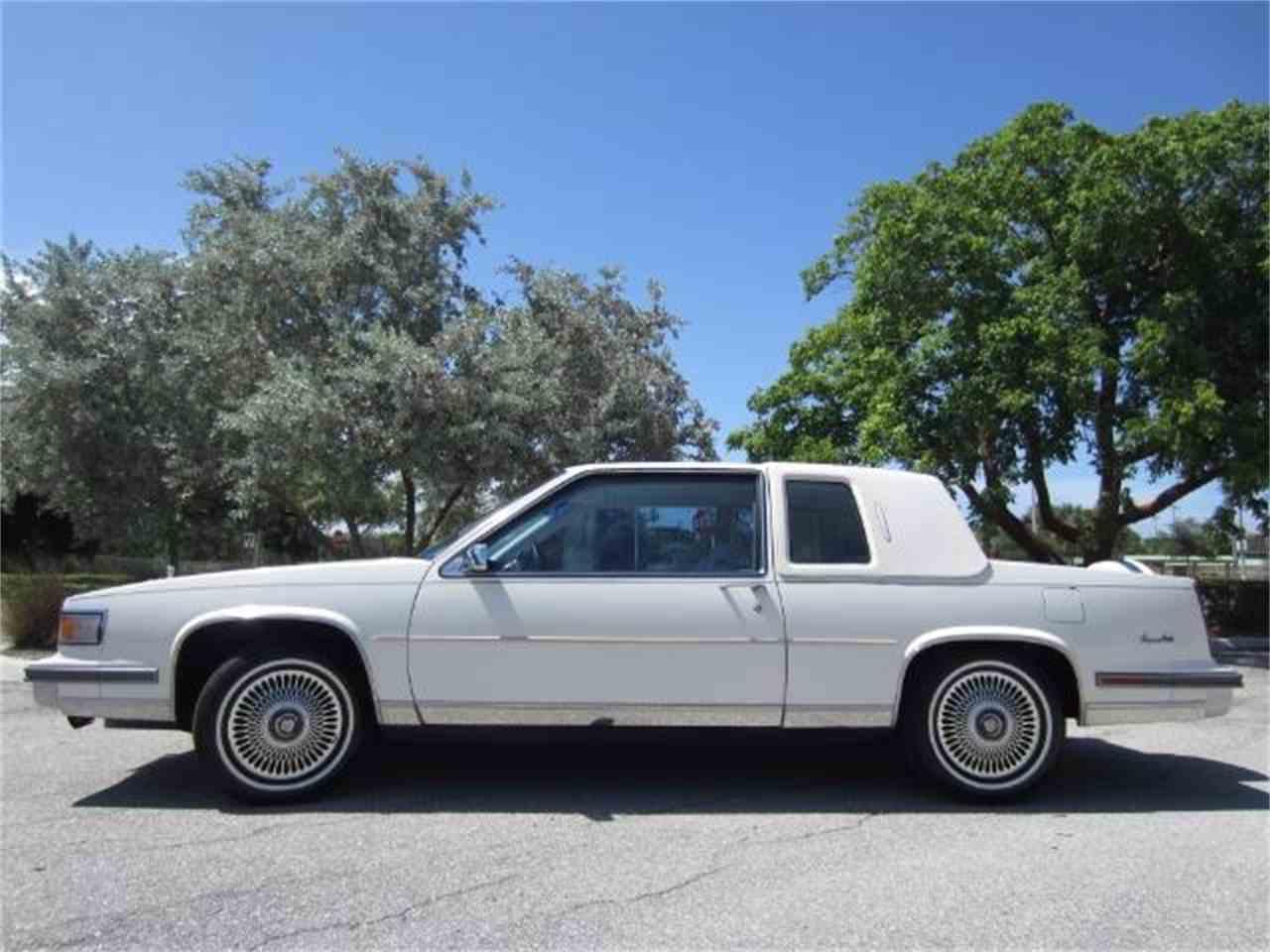 1986 Cadillac DeVille for Sale | ClicCars.com | CC-1004451