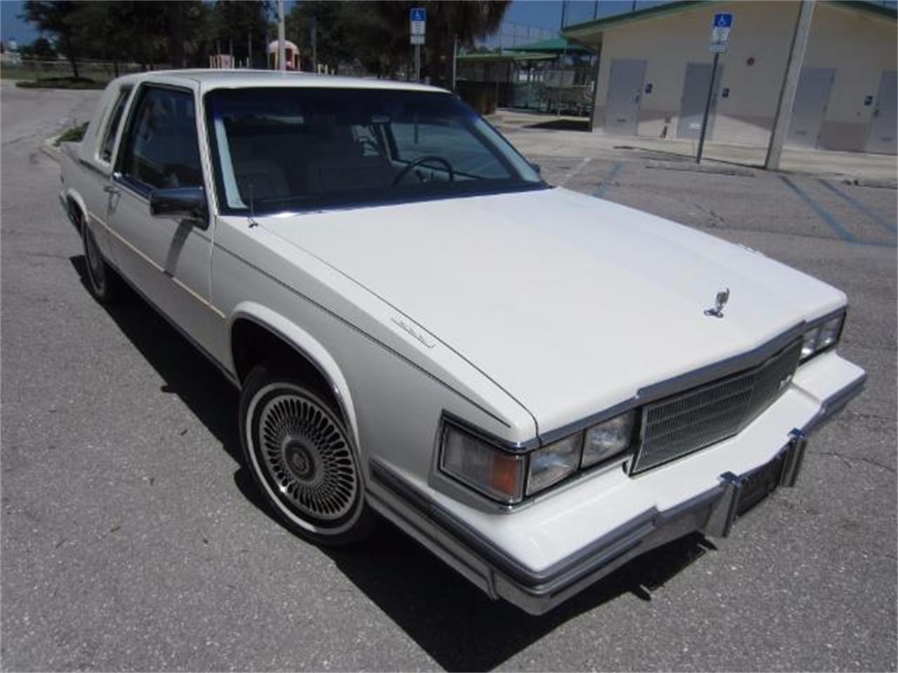 Large Picture of '86 DeVille located in Delray Beach Florida - LJ1F