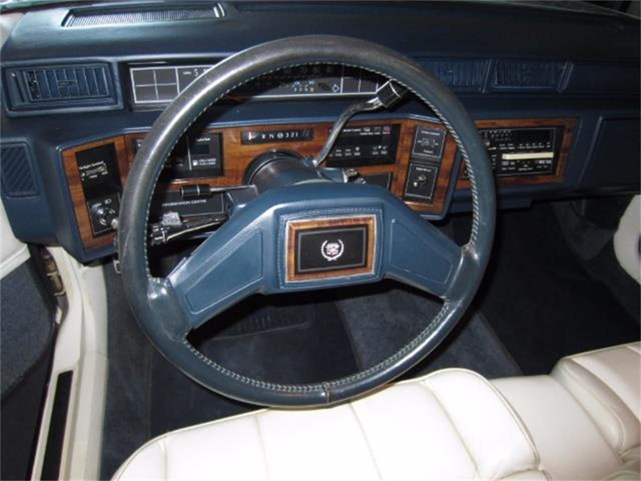 Large Picture of 1986 Cadillac DeVille located in Delray Beach Florida Offered by Autosport Group - LJ1F