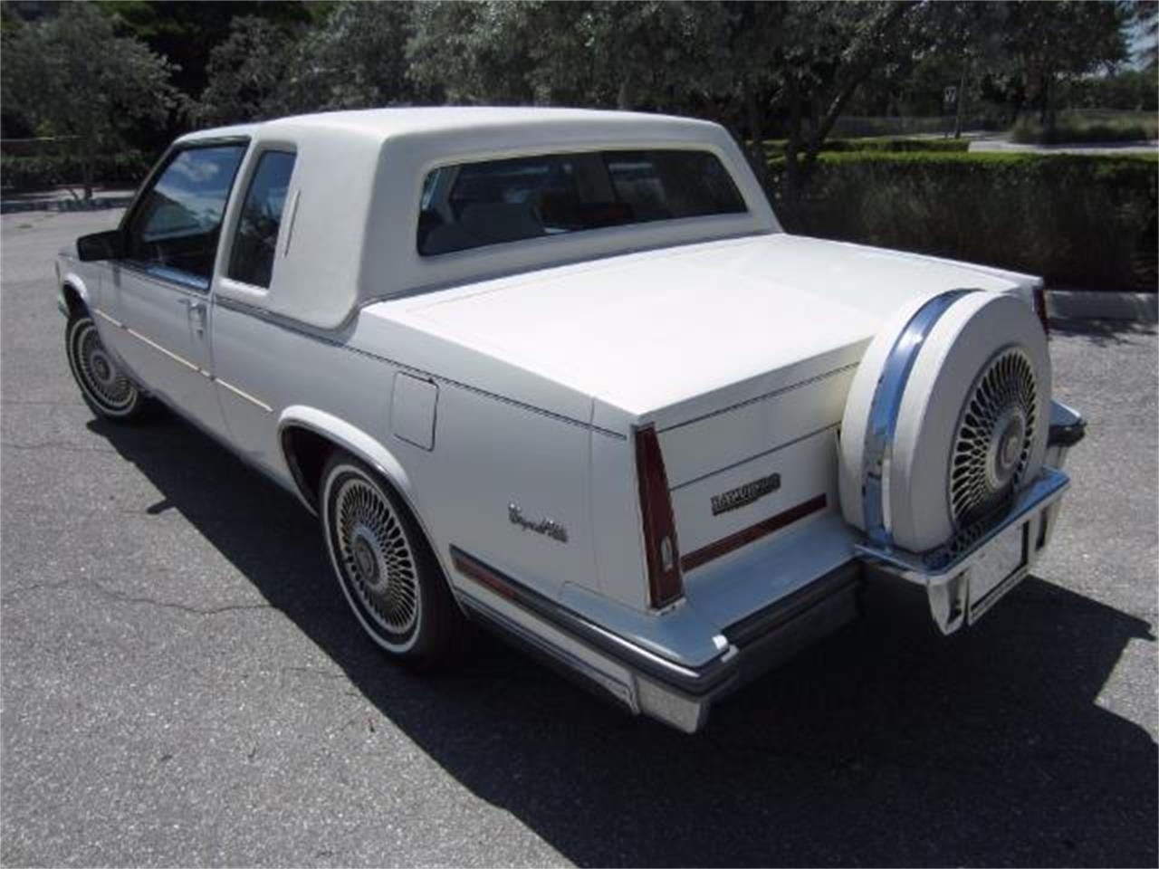 Large Picture of 1986 Cadillac DeVille - LJ1F
