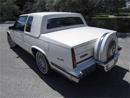 Picture of '86 Cadillac DeVille located in Delray Beach Florida Offered by Autosport Group - LJ1F
