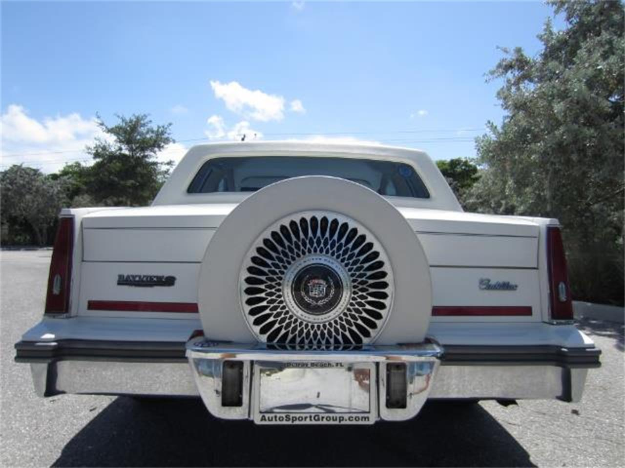 Large Picture of '86 Cadillac DeVille located in Florida - $8,900.00 Offered by Autosport Group - LJ1F