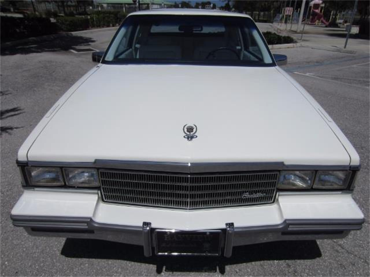 Large Picture of '86 Cadillac DeVille located in Florida Offered by Autosport Group - LJ1F