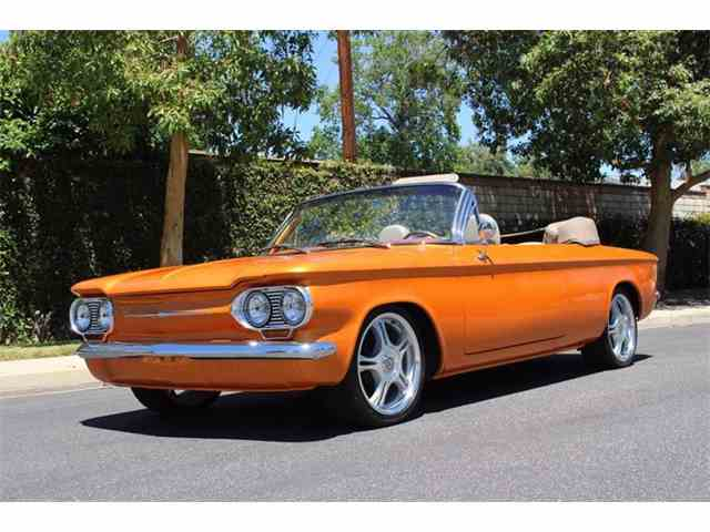 Picture of 1962 Chevrolet Corvair located in La Verne California - $29,900.00 Offered by  - LJ1K