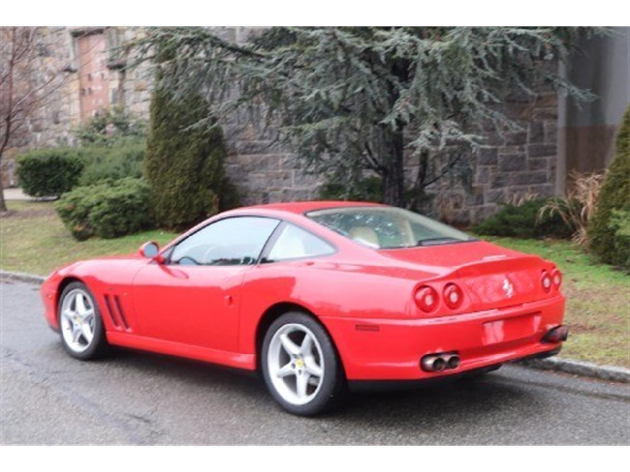 Large Picture of '97 550 Maranello - LJ2A