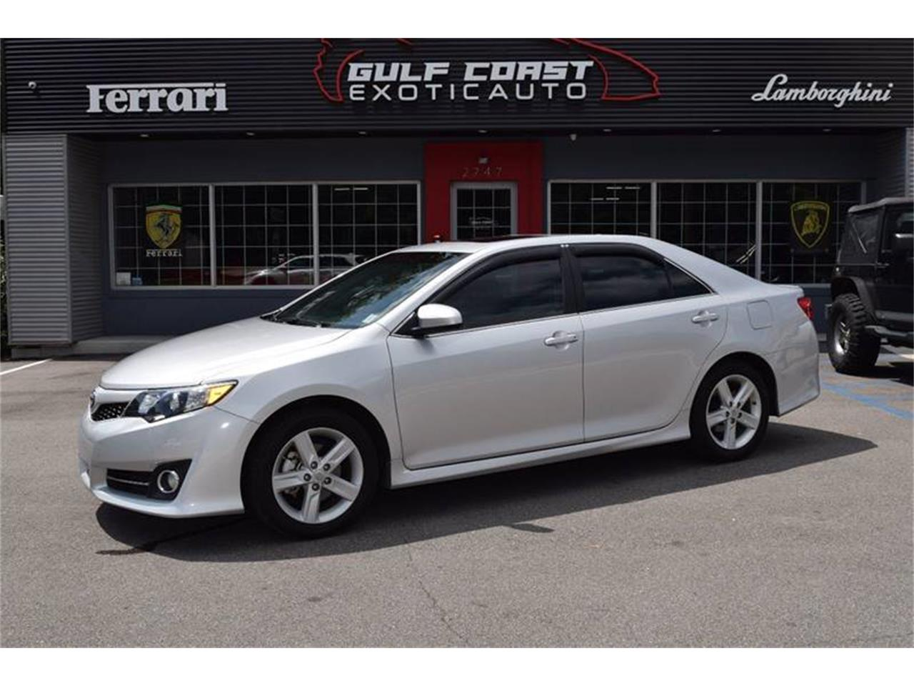 2013 Toyota Camry For Sale >> For Sale 2013 Toyota Camry In Biloxi Mississippi