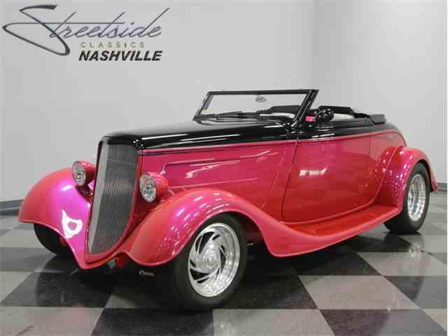 Picture of '33 Cabriolet - LJ2K