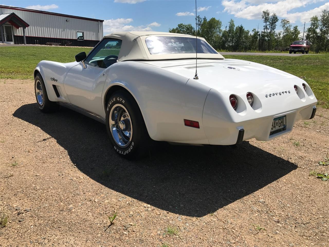Large Picture of '75 Corvette - LJ3Z