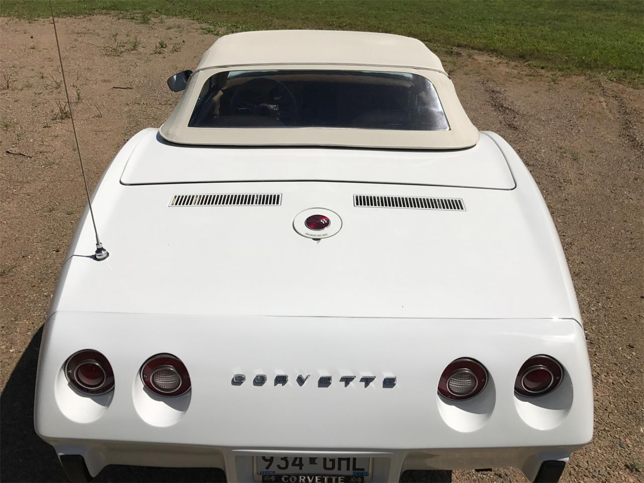 Large Picture of 1975 Corvette located in Brainerd Minnesota - $22,500.00 - LJ3Z