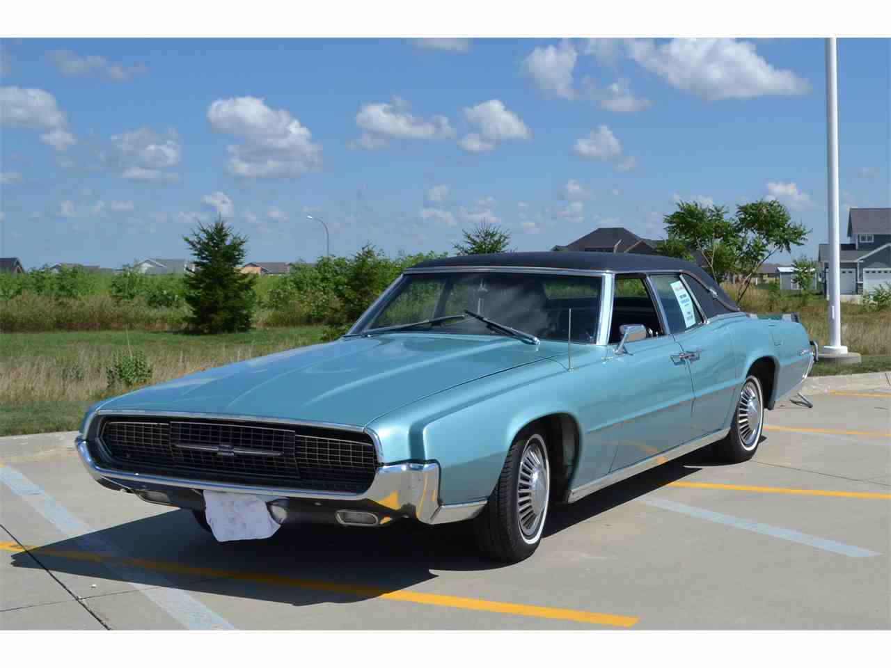 1967 Ford Thunderbird for Sale | ClassicCars.com | CC-1004558