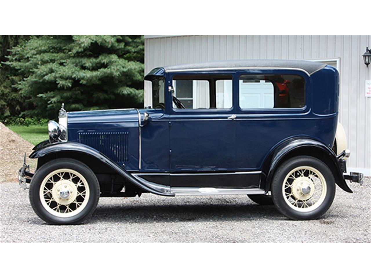 Ford Model A Tudor 1930 for sale at ERclassics