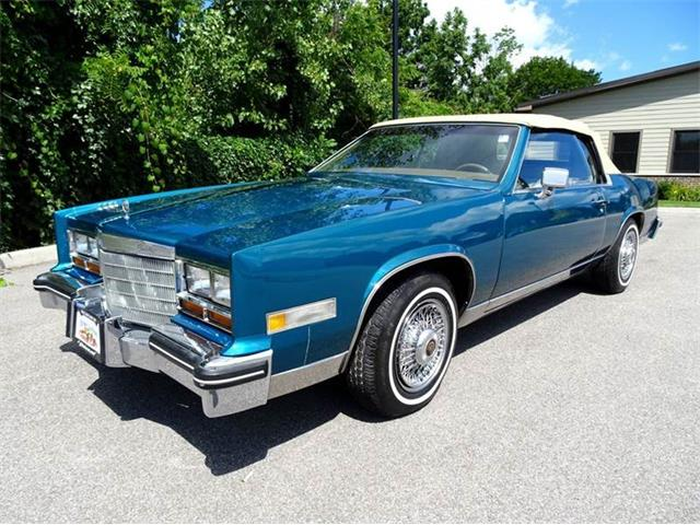 Picture of '81 Eldorado - LJ7L