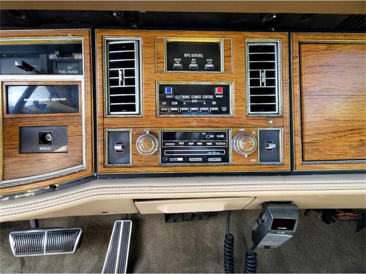 Large Picture of '81 Eldorado - LJ7L