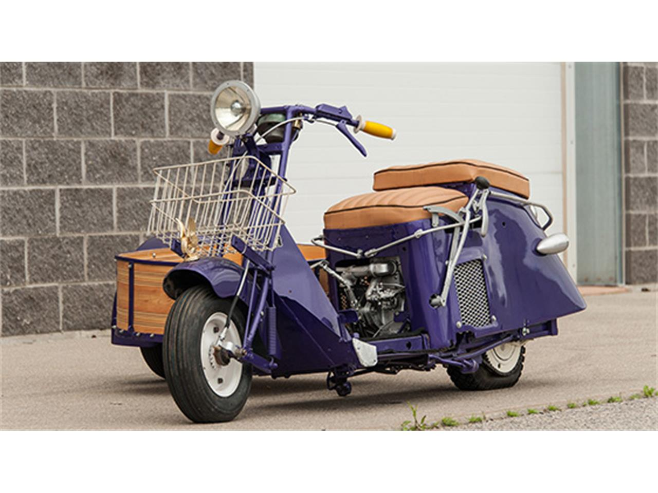 Large Picture of '48 50 Series with Sidecar - LJ7Q