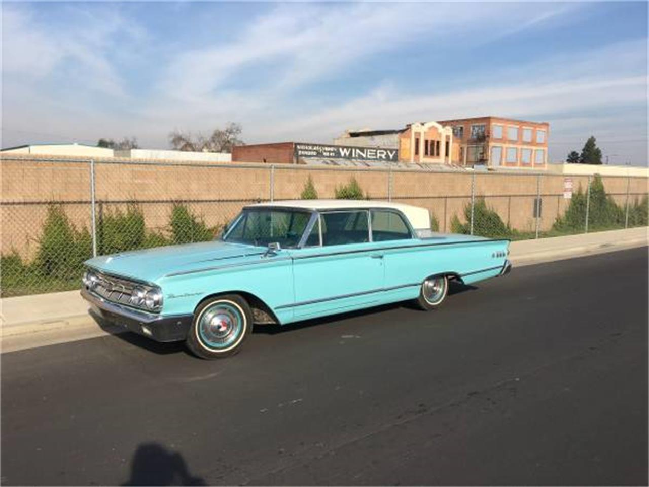 Large Picture of '63 Monterey - LFYU