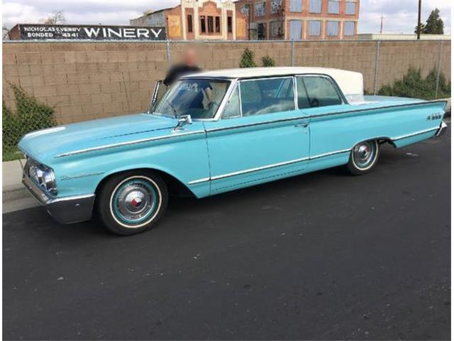 1963 mercury monterey for sale on classiccars 1955 Mercury Cars 1963 mercury monterey