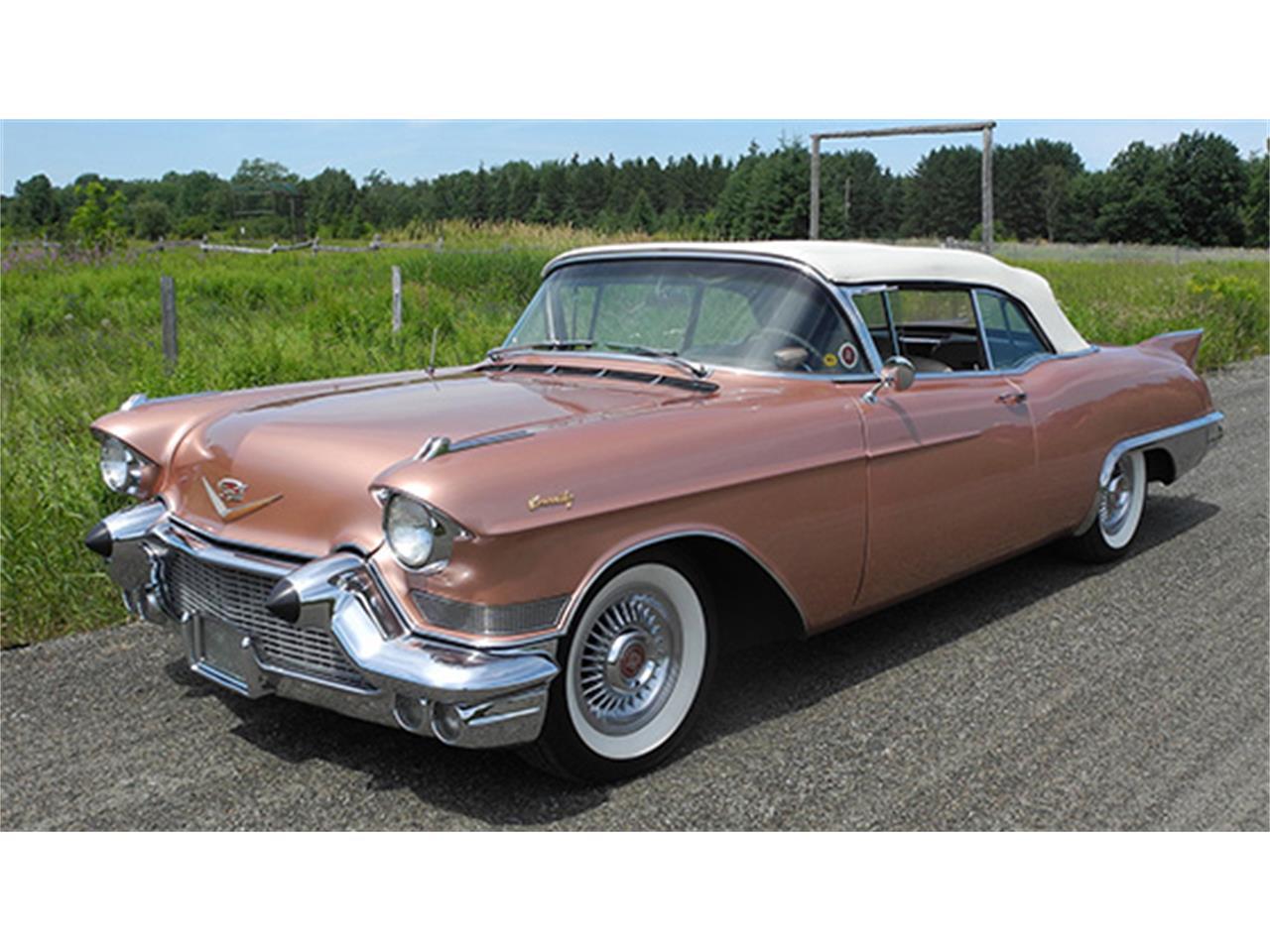 1957 Cadillac Eldorado Biarritz Convertible for Sale ...