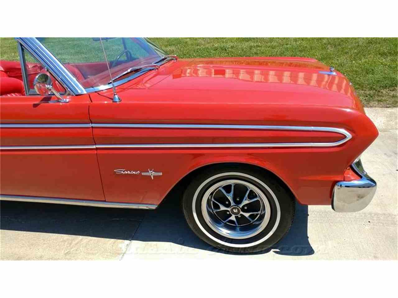 Large Picture of '64 Falcon - LJ9O