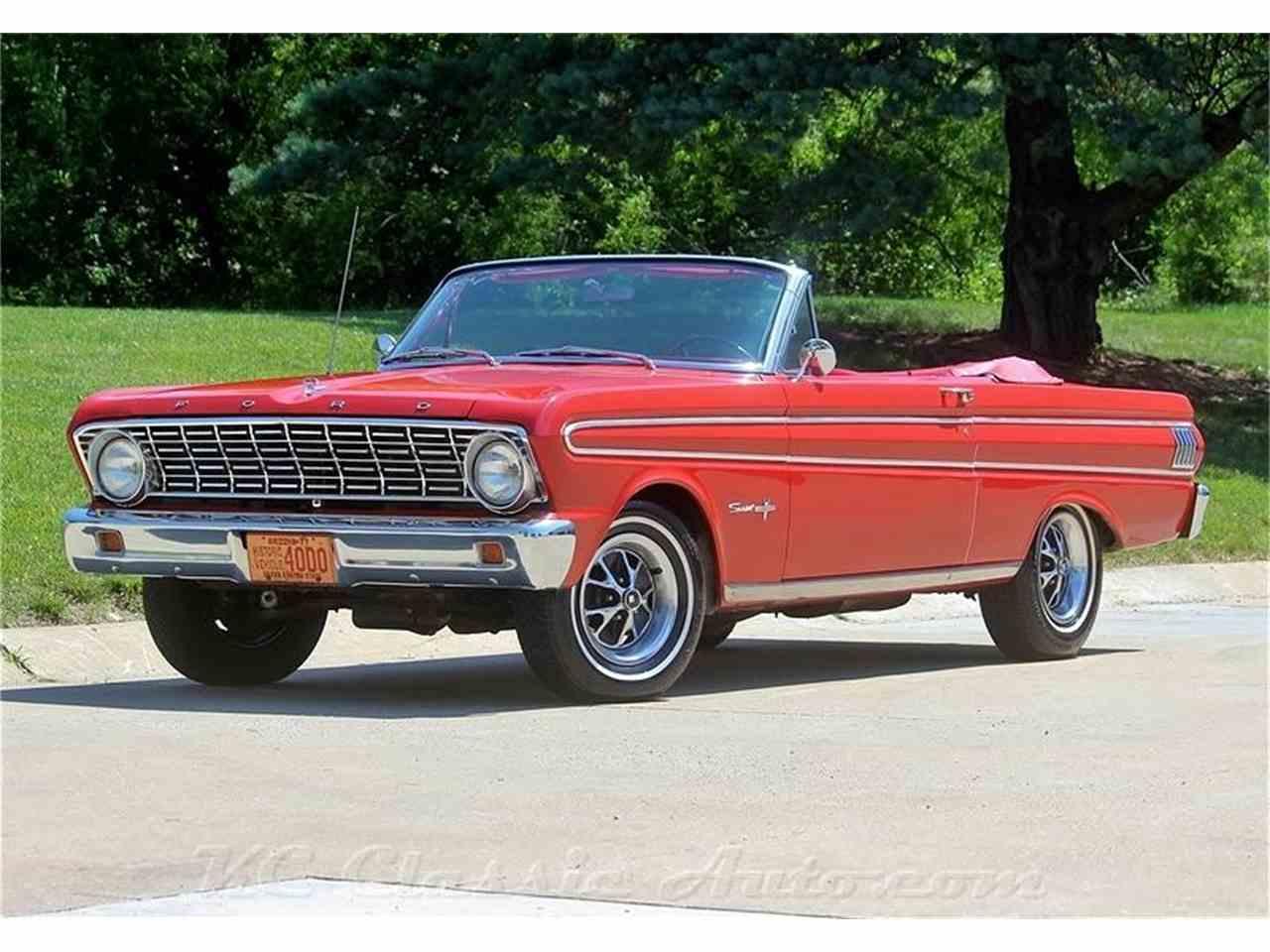 1964 Ford Falcon for Sale | ClassicCars.com | CC-1004748