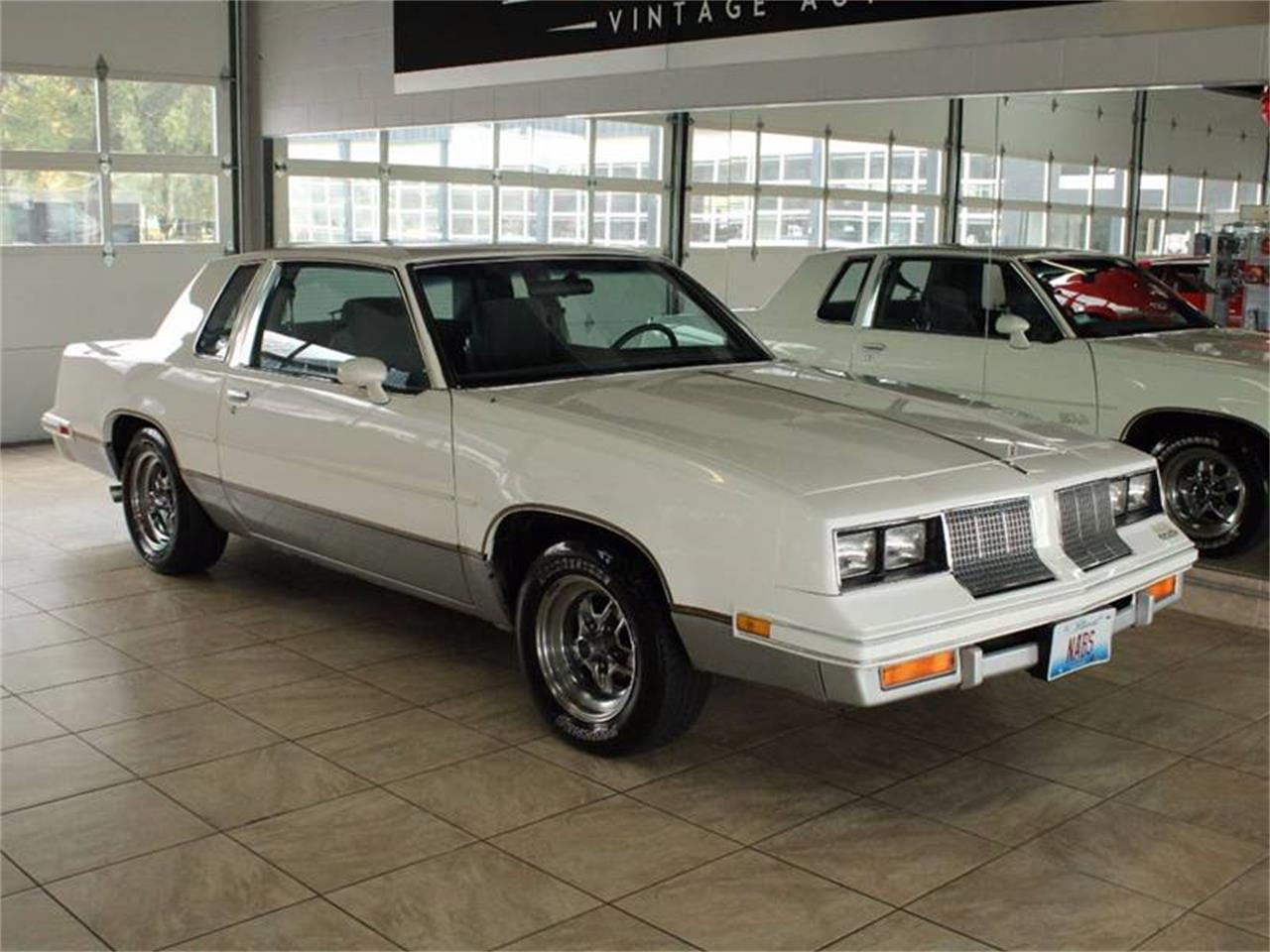 Large Picture Of 1985 Cutlass
