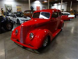 Picture of Classic '37 Ford Deluxe located in California Offered by Crevier Classic Cars - LJAE
